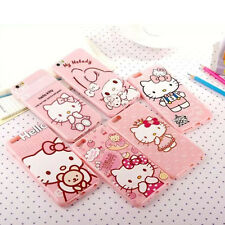 Cartoon Pink TPU Soft Hello Kitty for iPhone 5/5s 6 6 Plus Cute Case Cover