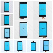 Original Black Touch Screen Glass Digitizer For Sony Xperia Z1 Z1S Z2A Z3 MINI