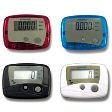 Smart Digital LCD Pedometer Step Walking Distance Calorie Counter