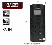 XENA XA101 BATTERY POWERED INTRUDER ALARM