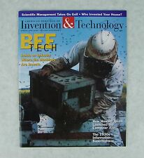 American Heritage  Invention & Technology ~ Spring 1999 v14n4  see contents page