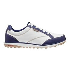 NEW WOMEN'S ASHWORTH CARDIFF ADC GOLF SHOES NEW NAVY/KHAKI G54302 - PICK A SIZE