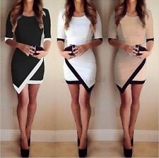 women new fashion party dress casual dress prom dress mini dress bandage dress