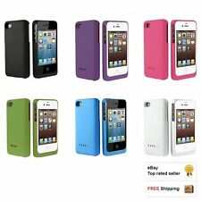 Portable Battery Case Backup Power Bank 1900mAh Charging Cover For iPhone 4 4S