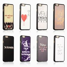Life Inspirational Hard Cover Case Skin For Apple iphone 4 4s SE 5 5c 5s + Film