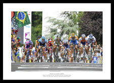 Mark Cavendish 2009 Tour de France Stage Win Cycling Photo Memorabilia (750)