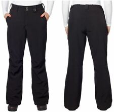 NEW-Gerry Ladies' Snow Pants -Black A, Size: Large  Water Resistat, Fleece Lined