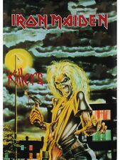 Iron Maiden Textile Flag - Killers (IMPORT)