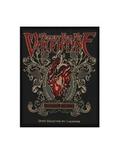 Bullet for My Valentine Temper Temper Black BFMV Patch