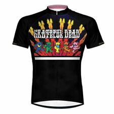 Primal Wear Grateful Dead Dancing Bears Cycling Jersey Mens and Sox bike bicycle