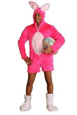 Rabbit fancy dress pink Bachelors farewell sexy Costume Easter bunny Plush