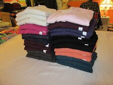 Long Sleeve Sweaters Cardigan's Croft & Barrow size 2XL,XL,L,M,S, some color NWT