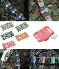 FMA Paintball MOLLE System LED Signal Strobe for DEVGRU Vest 6 Colors Light