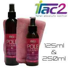 iTac2 Pole Cleaner Spray & Cloth for Pole Dance Fitness - 125ml & 250ml