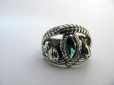 Lord of the Rings Aragorn Ring Sterling Silver 925