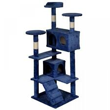 Cat Tree Tower Condo Furniture Scratching Post Kitty Toy Bed Pet  House New T52