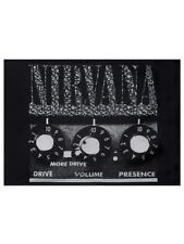 Nirvana Amp Textile Flag - NEW & OFFICIAL