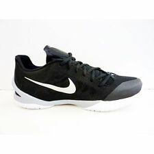 NIKE Hyperchase EP Black Silver James Harden Basketball Mens Shoes 705364 002 +
