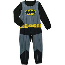 Batman No Feet Blanket Sleeper Pajamas Size's 6/7 - 8 - 10/12 NWT