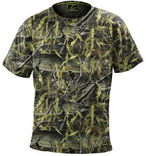Fishouflage Performance 100% Polyester Musky Fishing Camo S/S T Shirt - NEW!