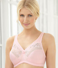 Glamorise Magic Lift Wire-Free Minimizer Bra - Women's