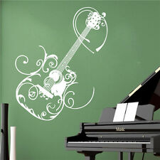 Vinyl Art DIY Wall Sticker Home Room Decor Music Electronic Piano Decal Mural