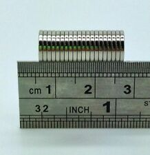 NEW TINY SMALL VERY STRONG DISC MAGNETS N52 8MM DIA X 1MM NEODYMIUM FROM THE UK!