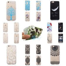 AntiSlip Wave Shape Fashion THICK Shockproof Soft TPU Cover Case For iPhone iPod