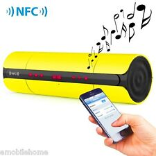 Multifunctional Portable Wireless Bluetooth Speaker with LED Screen FM Radio