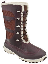 Columbia Sportswear Heather Canyon Waterproof WOMEN BOOTS NEW Size US 11