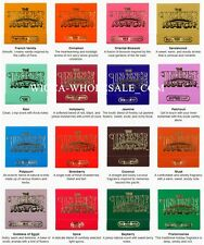 The Incense Match - Scented Matches - Choose From 16 Fragrances  - FRESH STOCK -
