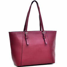 New Dasein Womens Handbags Faux Leather Tote Bag Satchel Shoulder Bags Purse