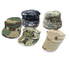 US Military Caps   Army Navy USMC Air Force Working Utility Camo Hats