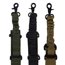 Tactical Adjustable ACU New--One Single 1 Point Bungee Rifle Gun Airsoft Sling