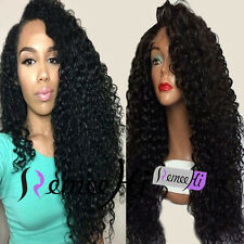Curly Human Hair Lace Wig Fashion Small Curly Wigs best quality best price