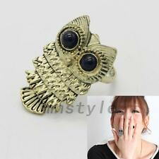 Fashion Accessories Jewelry Exquisite Retro Adjustable Metal Owl Retro Ring
