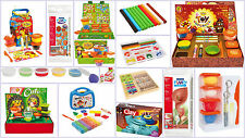 Clay Hobby A-Clay Activities Modelling Material Plasticine Fimo Children Crafts