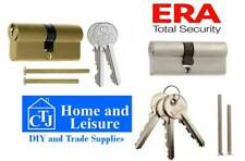 YALE 6 Pin PVCu Euro Profile Door CYLINDER PB or SNP, EXTRA KEYS available
