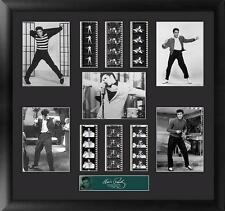 Film Cell Rocking Elvis Presley Large Montage Series 4