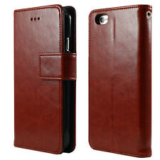 Apple iPhone 6 & 6S Leather Case, INCIRCLE Premium Rugged Fashion Classic Diary