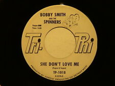 northern soul BOBBY SMITH She Don't Love Me TRI-PHI  DJ listen!!