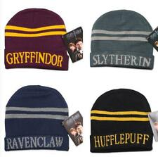 2016 Winter Girls Boys Harry Potter Stripes Knit Hat Cap Beanie Preppy Costume Q