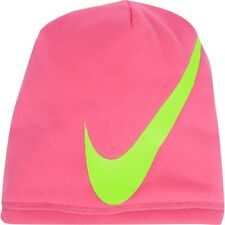 Nike GIRLS Winter Exploded Logo Swoosh  Beanie Hat Cap  Size: 7/16