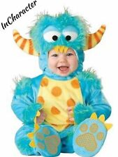 Little Blue Sully Sulley Monster Infant Toddler Halloween Costume InCharacter