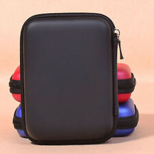 "New 2.5"" External USB Hard Drive Disk Carry Case Cover Pouch Bag For PC Laptop"