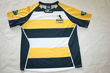 2015 ACT Brumbies Captains Run Mens Training T Shirt sizes: S L 2XL 3XL