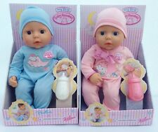 My First Baby Annabell Dolls 1st Girl or Boy Doll with Bottle Zapf Creation