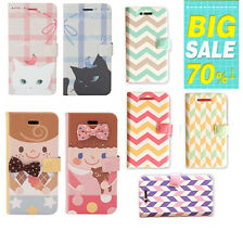 HAPPYMORI Mobile Phone Flip Phone Case Cover for Galaxy Note4 Galaxy Note 4