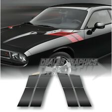 Liquidation Sale Dodge Challenger Hash Accent Factory Style Graphics 2009-2014