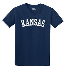 Kansas State - Athlete Printed V-Neck T-Shirt